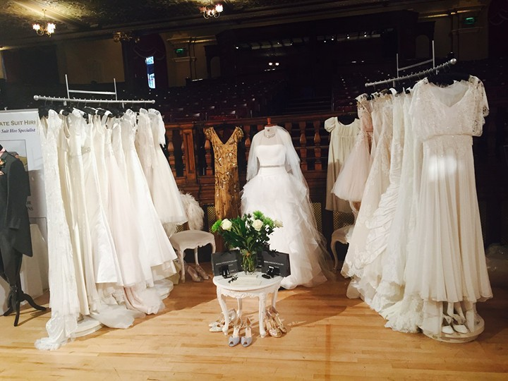 A wide variety of our beautiful wedding gowns.