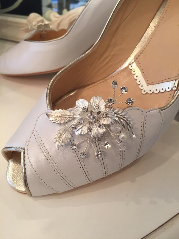 climatus shoe clip by rachel simpson