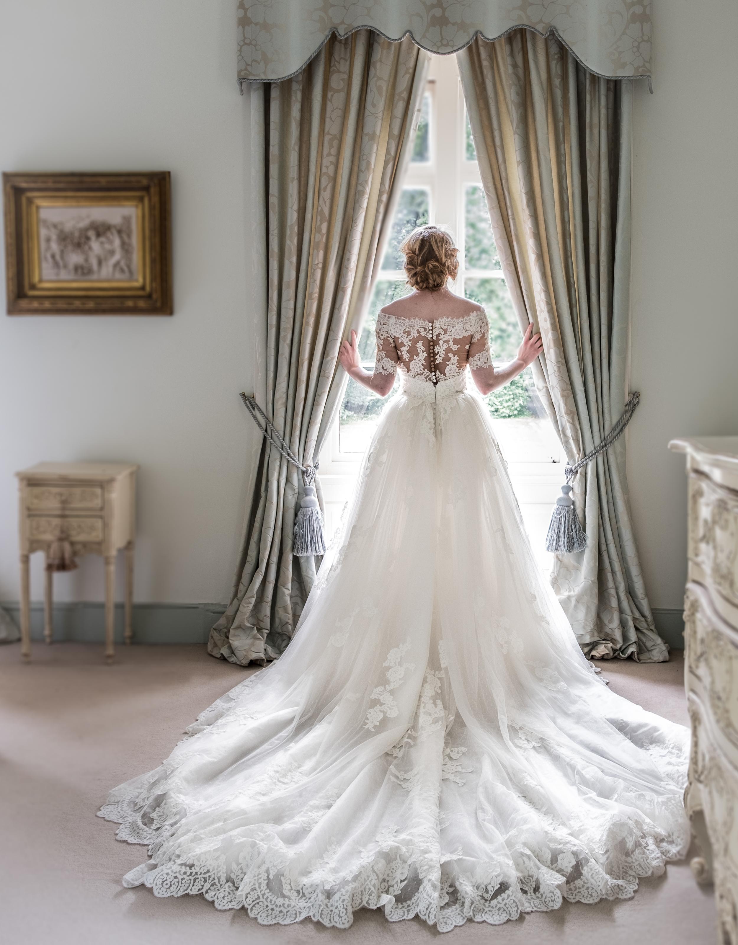 Pronovias Pleasant wedding dress York