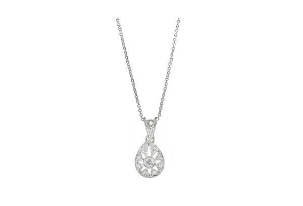 Necklaces - An exquisite collection of styles including pretty pendants and dramatic backdrops.