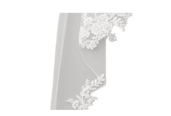 Veils- coming soon - Traditional cathedral veils to modern backdrops in luxurious tulle and lace.