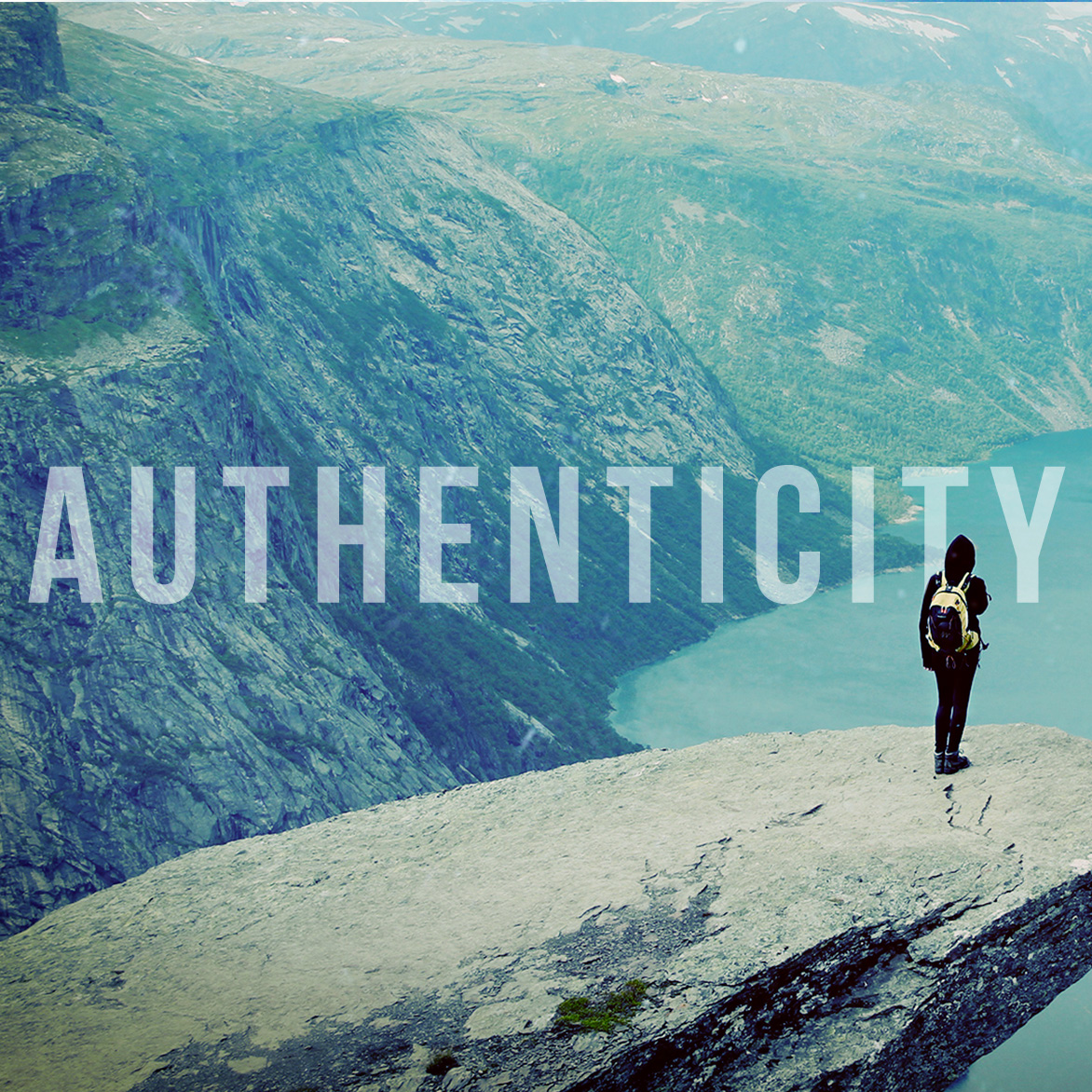 Authenticity matters