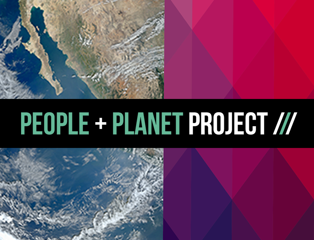 People+Planet Project - Catalyzing action for the Sustainable Development Goals