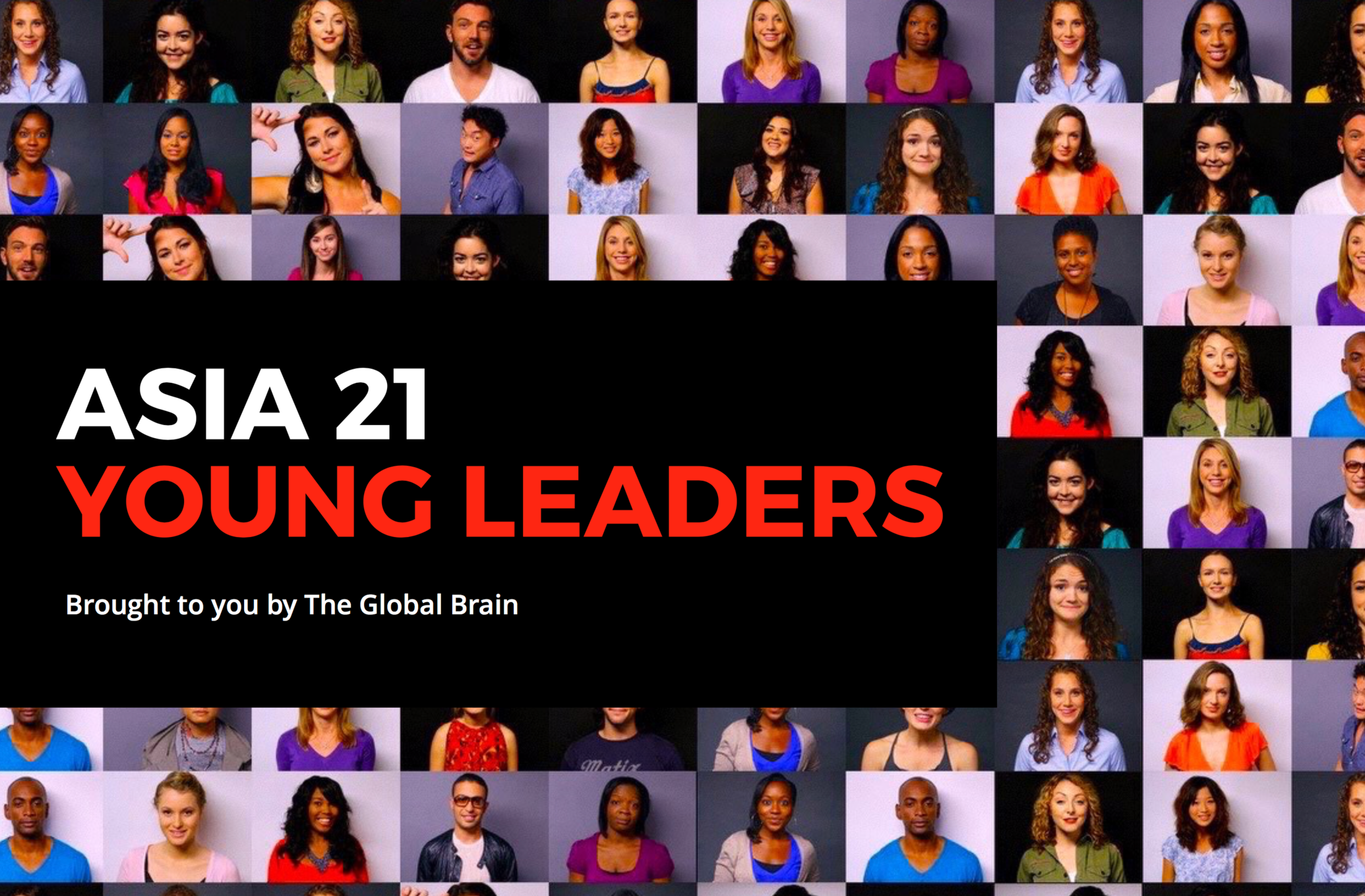 21 YOUNG LEADERS/ HONG KKONG, CHINA