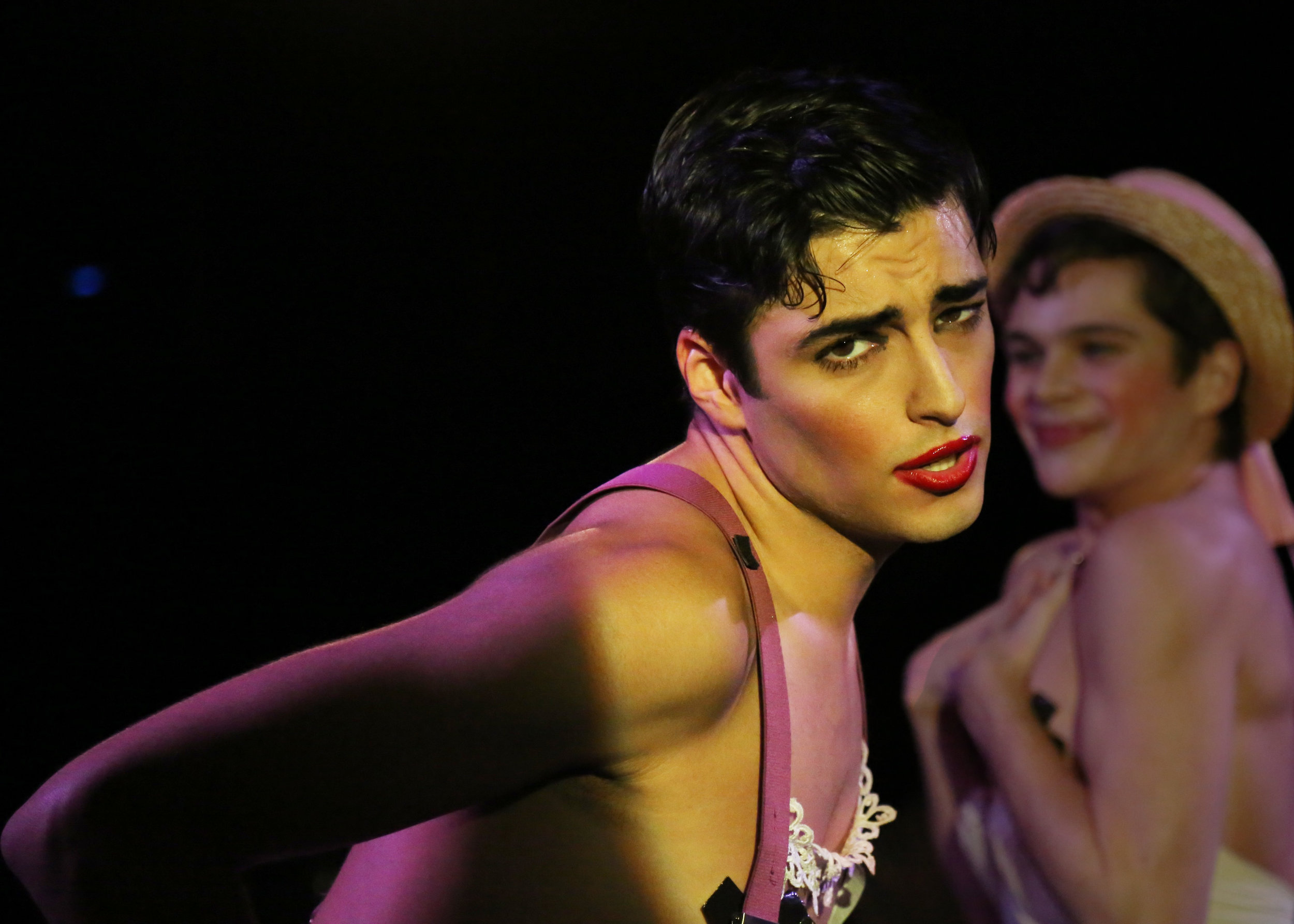 Cabaret , directed by Benny Pitt at The Moss Theater