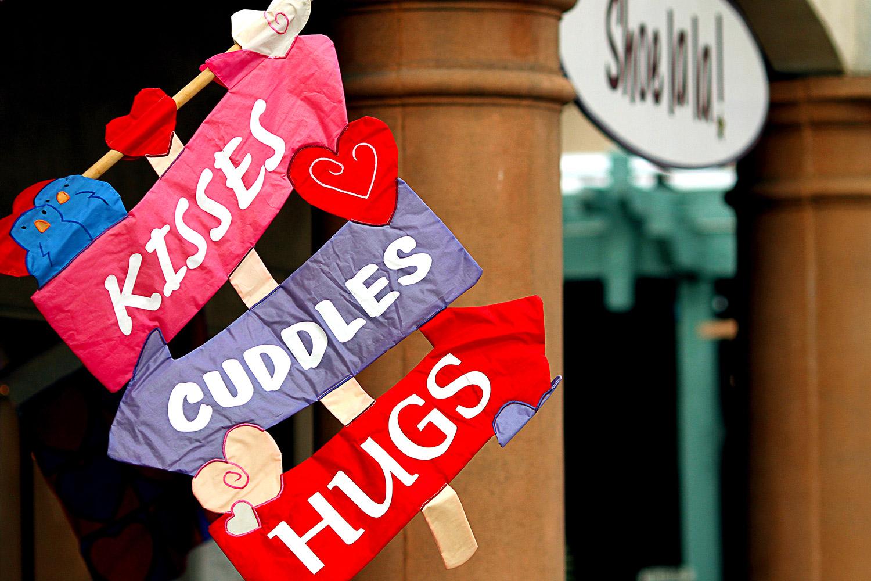 Kisses, Cuddles & Hugs