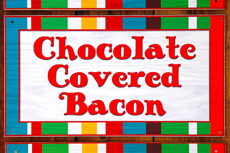 Chocolate & Bacon