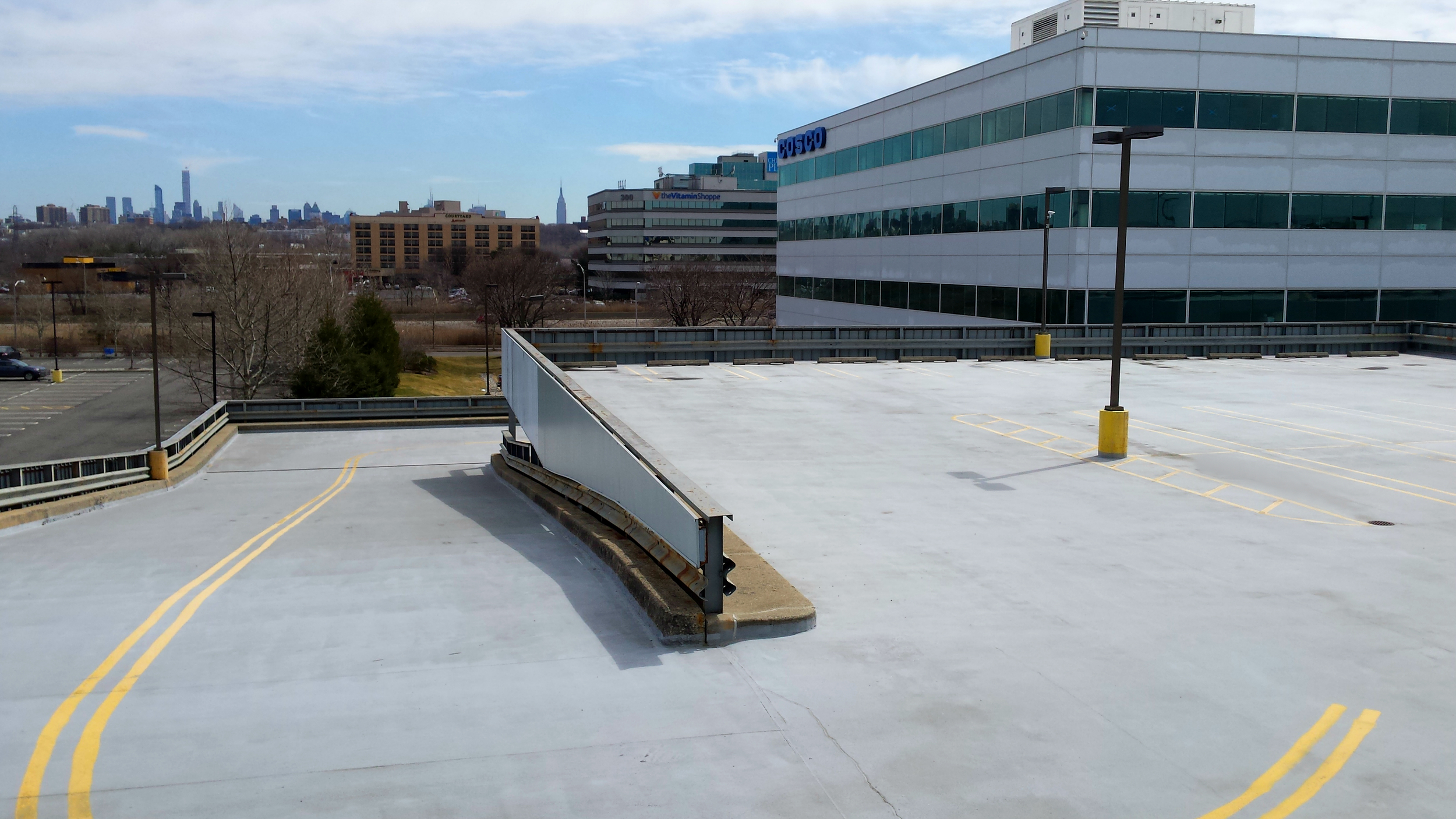Urethane Deck Coating (after 5 Years)
