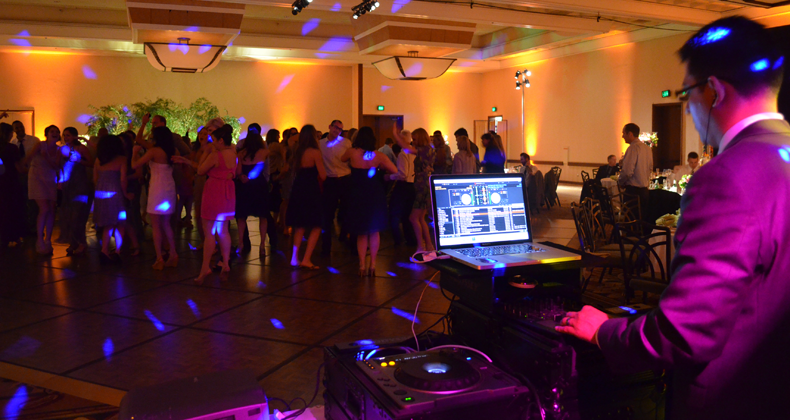 DJ Zeke Monarrez   Welcome to Zeke's deejay entertainment service. We have been providing the finest in music entertainment and mobile disc jockey services in the central coast area for over 15 years. Through state of the art equipment and professionalism, we bring a friendly and fun atmosphere along with elegance and class to your event.