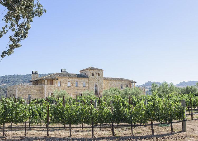 Sunstone Villa and Winery   Annamarie & Stacy 125 Refugio Road, Santa Ynez, CA 93460 805-688-9463
