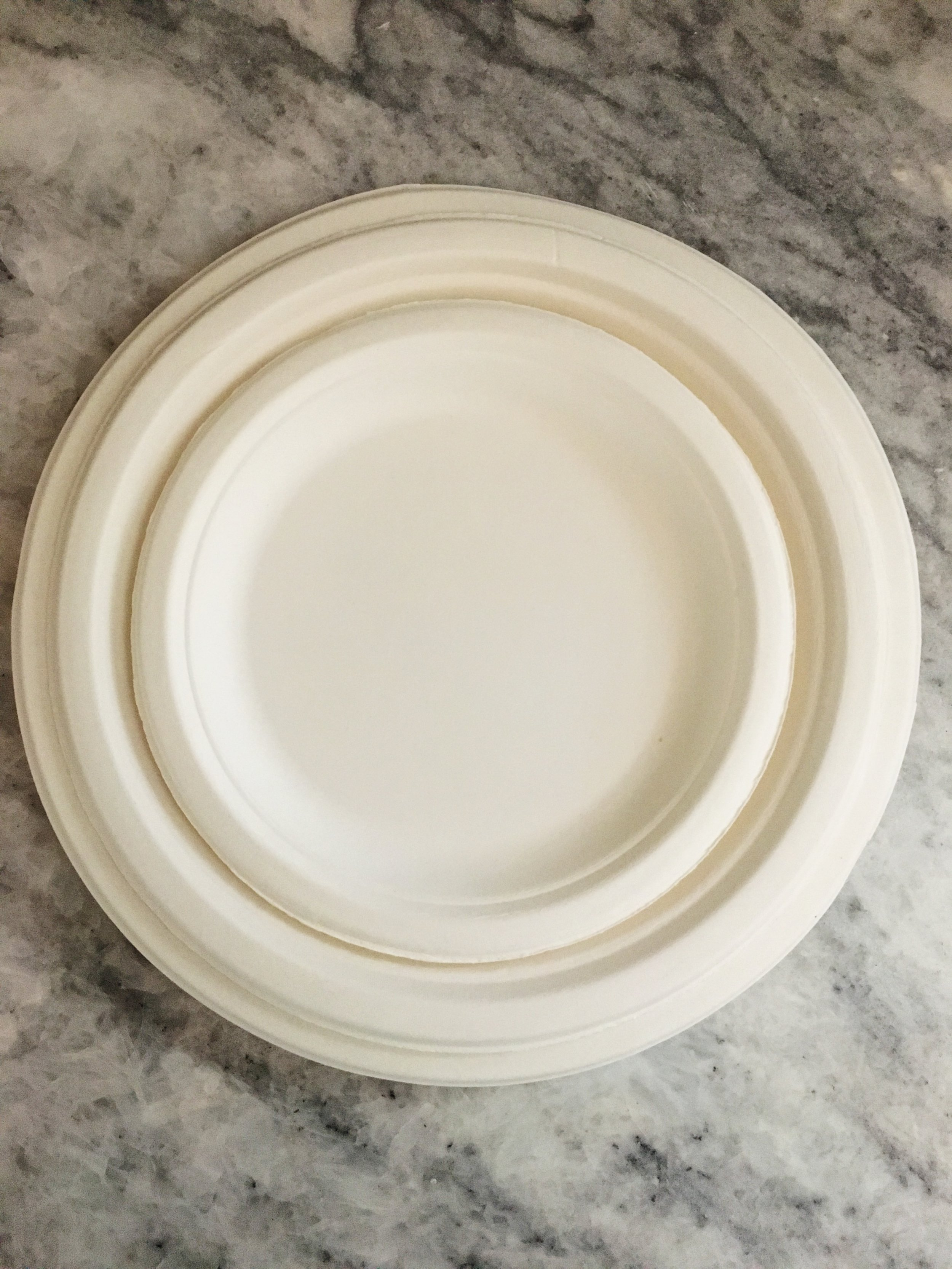 Eco - Friendly Compostable Plates -