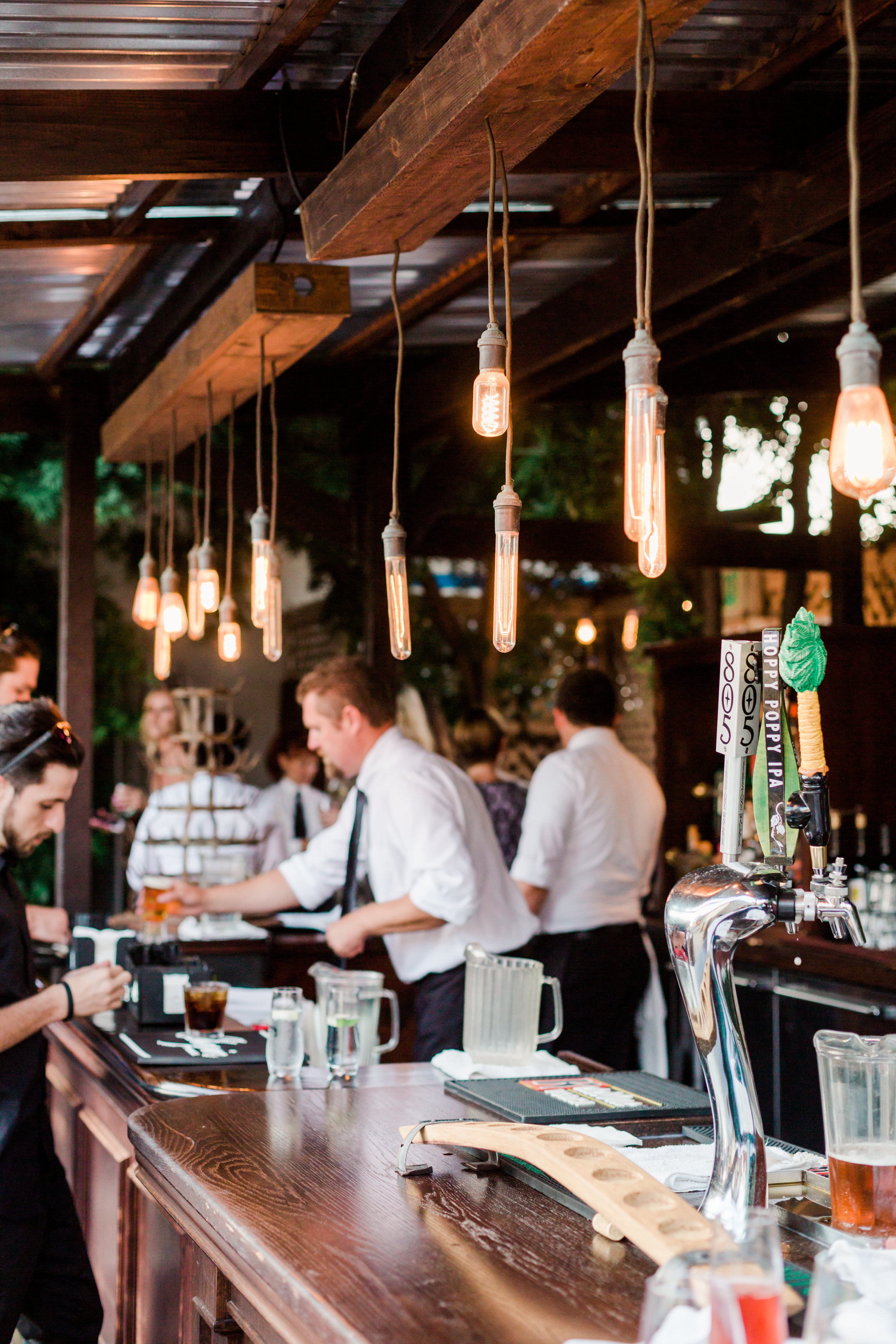 Rincon Beach club bar - Santa Barbara