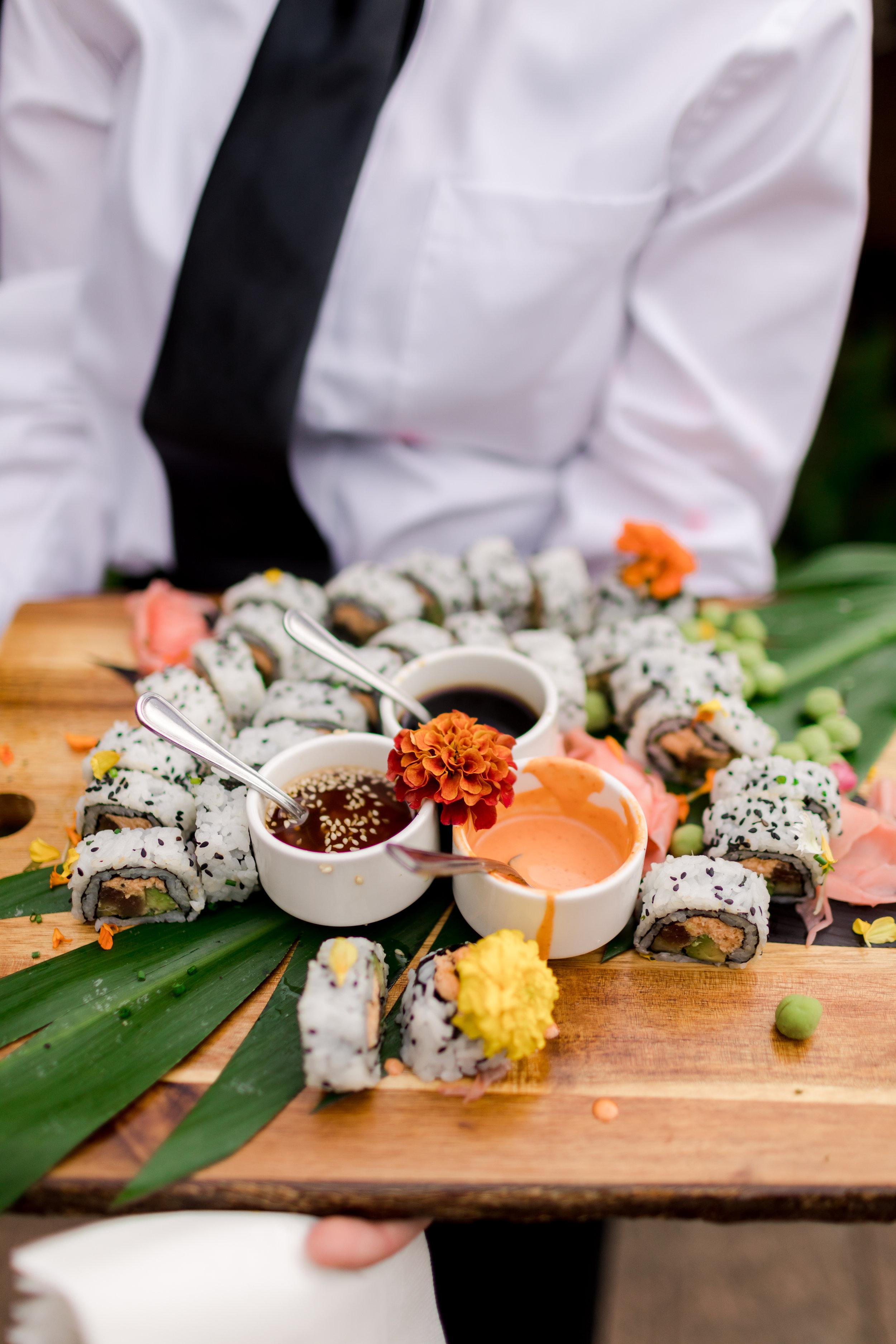 Rincon Sushi Roll