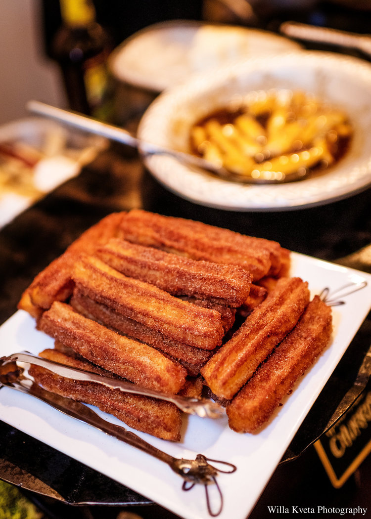 Hand Rolled Churros