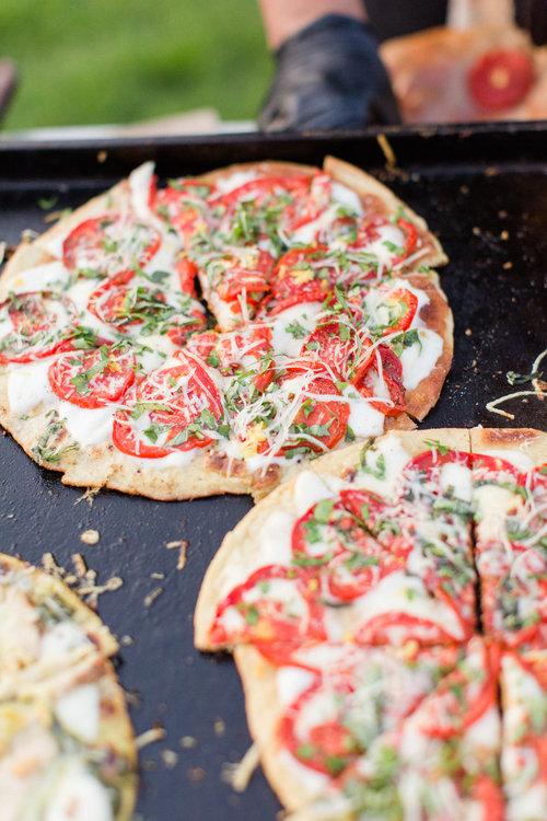 Margherita Thin Crust Pizza