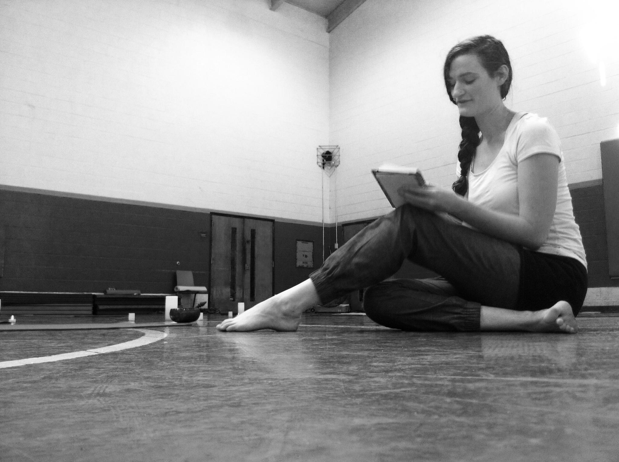 Brianne Murphy      Director of Prison Yoga Programs
