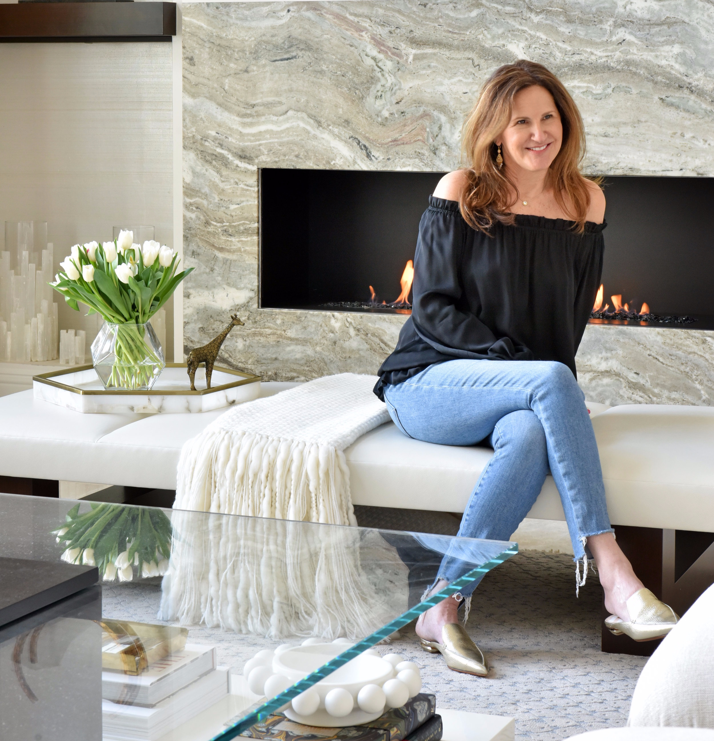 Wendy Hammerman is the founder and lead designer at wlh Interiors, her work ranges from New York City penthouses to turn key florida homes on the INTER-COASTAL. Through out her 20 years of experience, she has developed her own SIGNATURE and sought after stylE. Wendy Currently resides in New YoRK with her family. - INNOVATIVE DESIGN