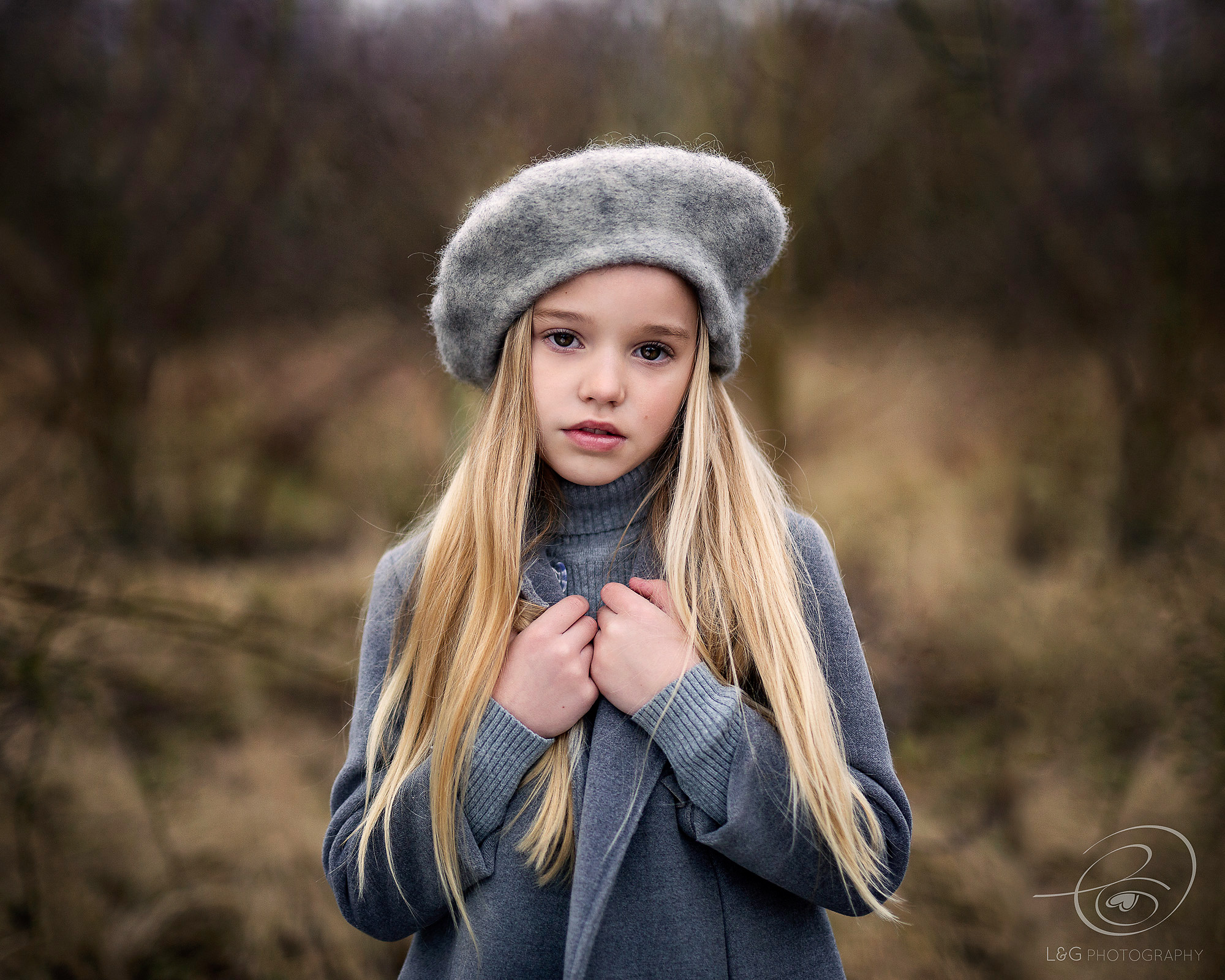 child portrait photo session in London