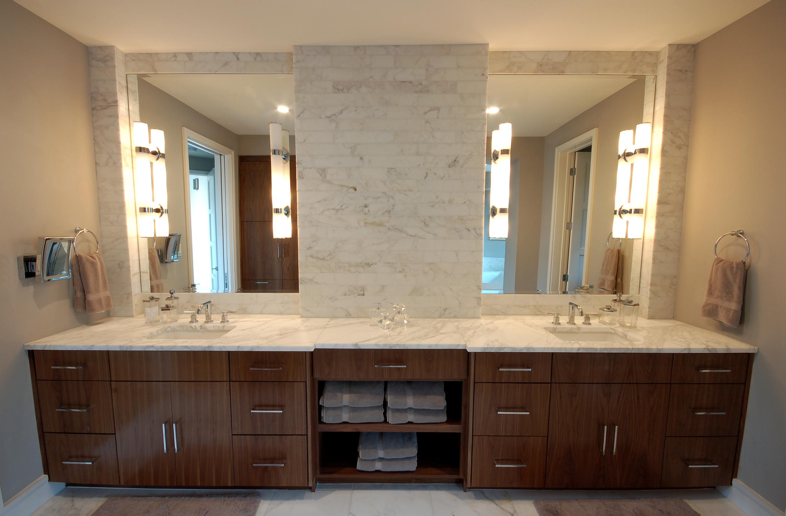 Cortona Master Bathroom