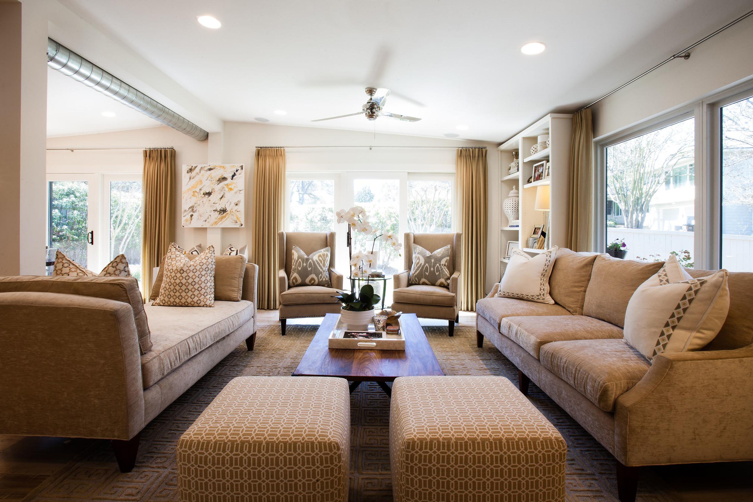 Jamesborough Living Room