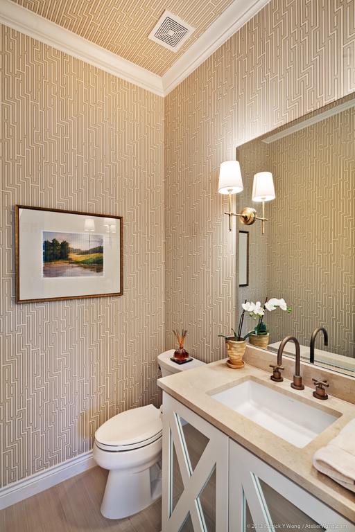 Port Royal Powder Bathroom