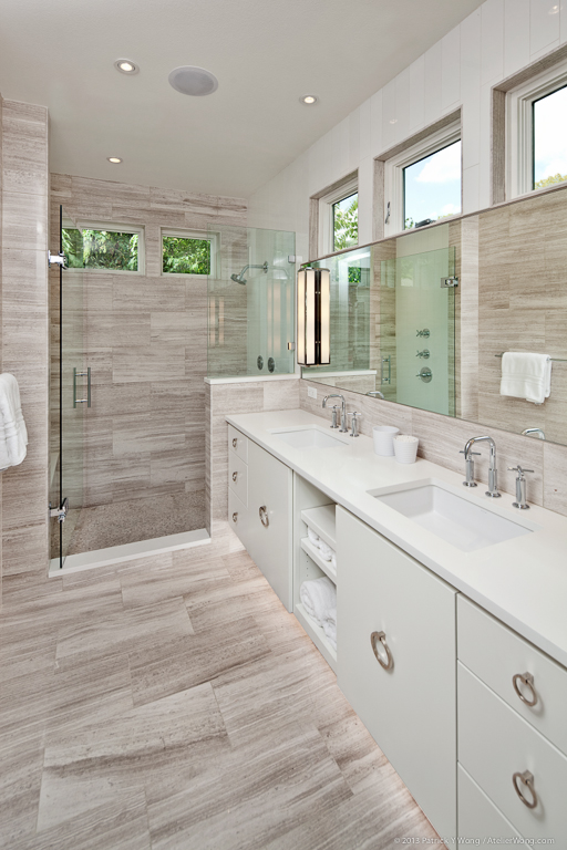 Spring Lane Master Bathroom