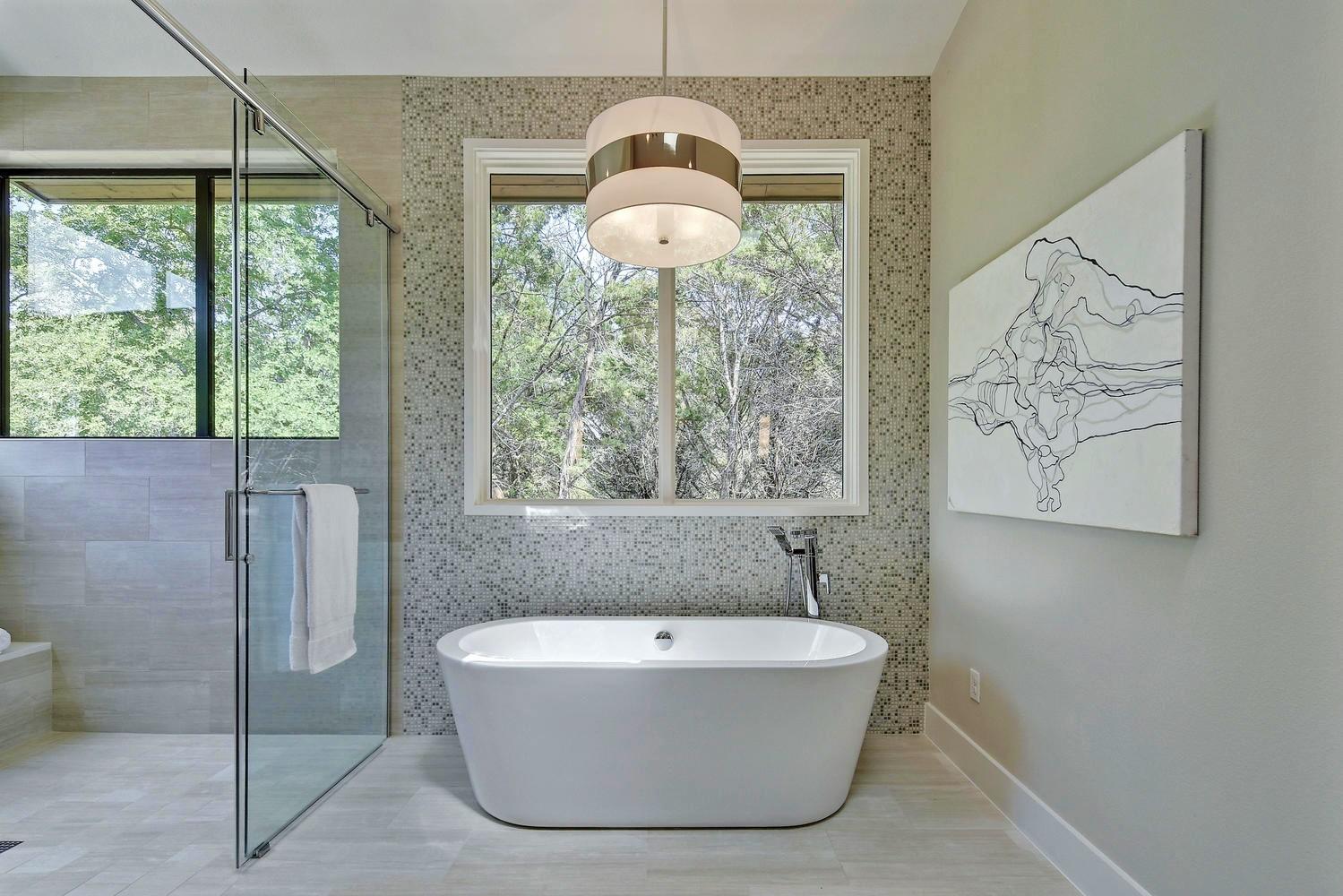 Wild Basin Master Bathroom
