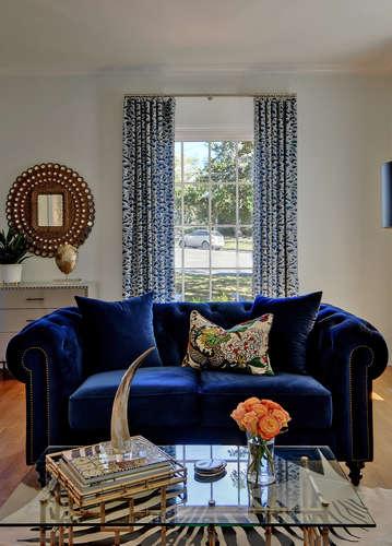 Pemberton Living Room
