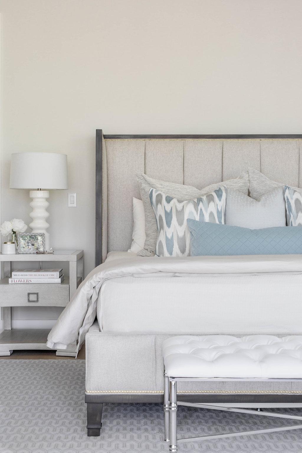 Lake Austin Master Bedroom