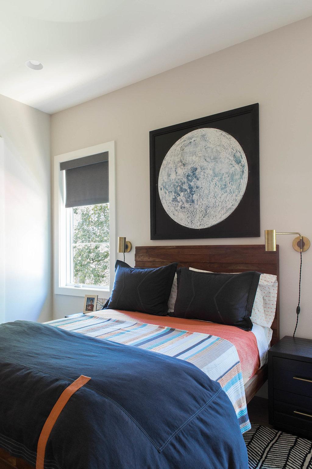 Lake Austin Bedroom II