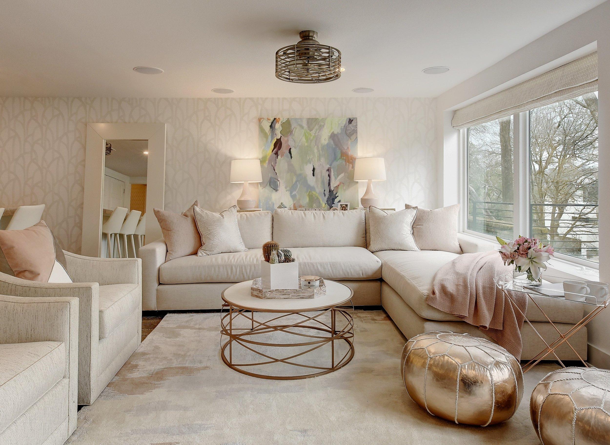 Jamesborough Living Space