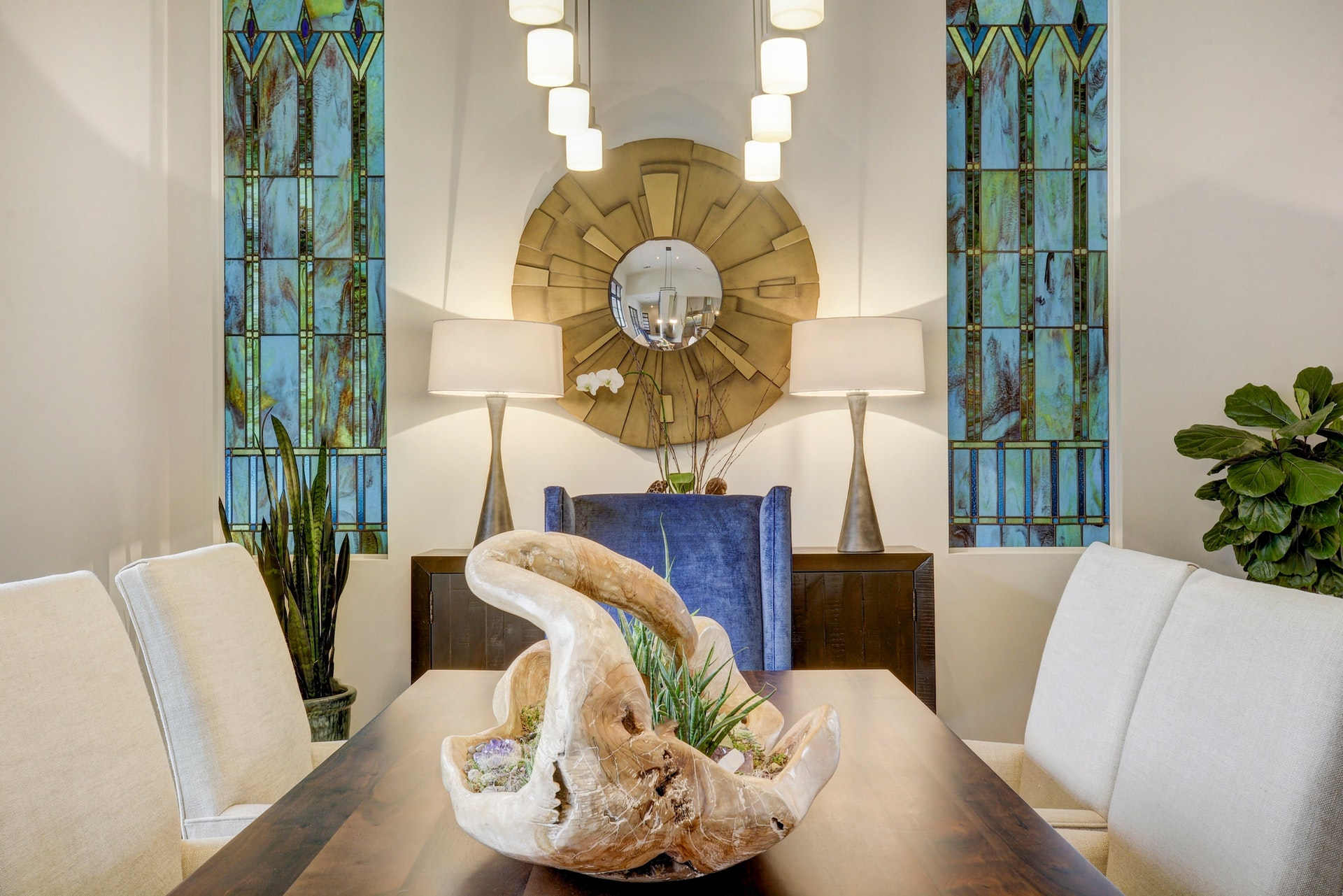 Cortona II Dining Room