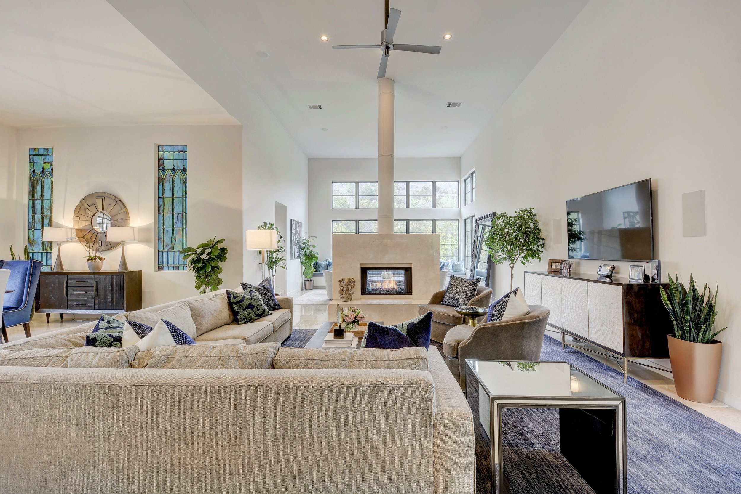 Cortona II Living Room