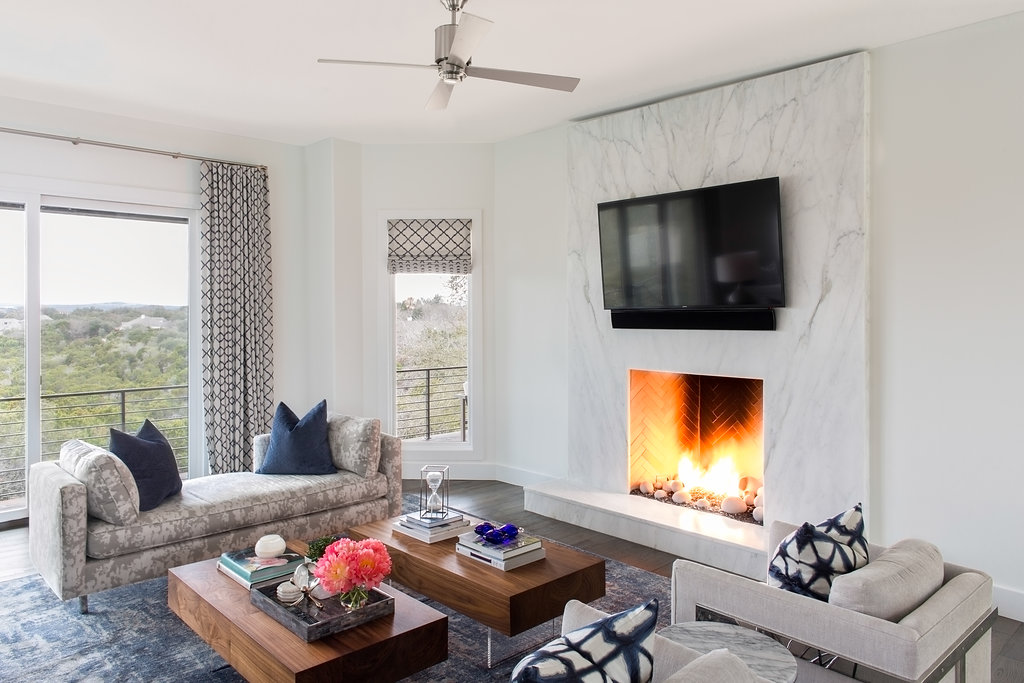 Newhall Living Room