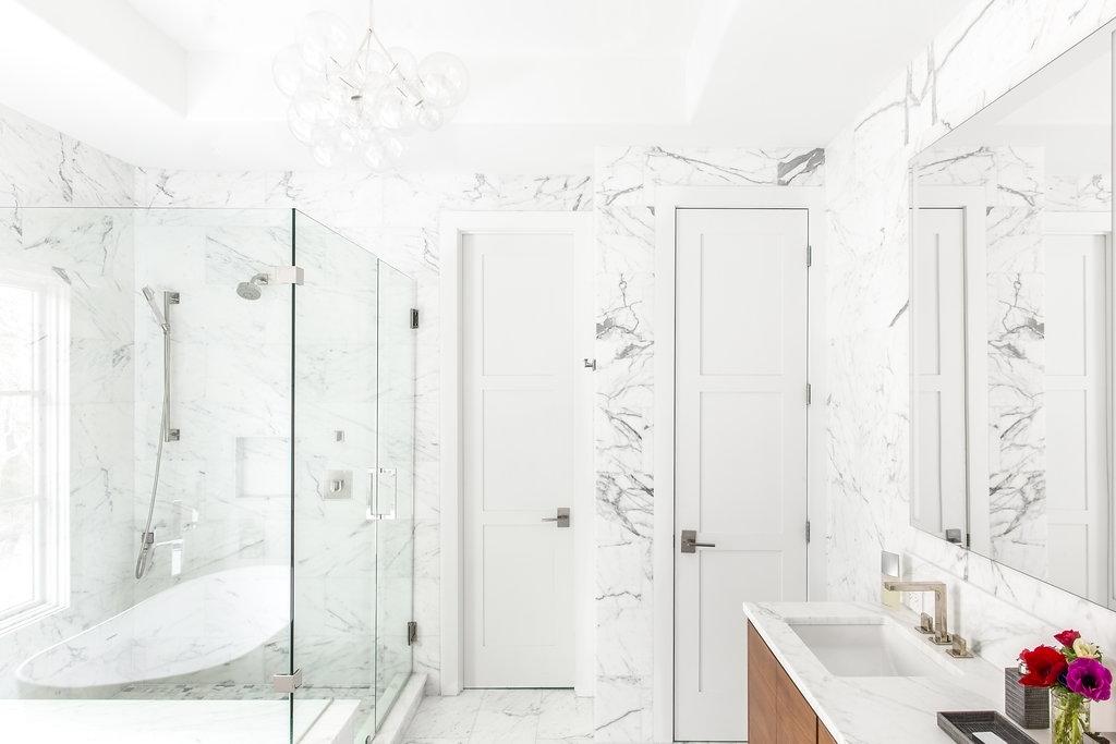 Newhall Master Bathroom