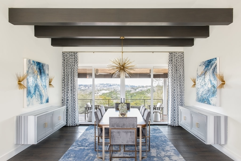 Newhall Dining Room