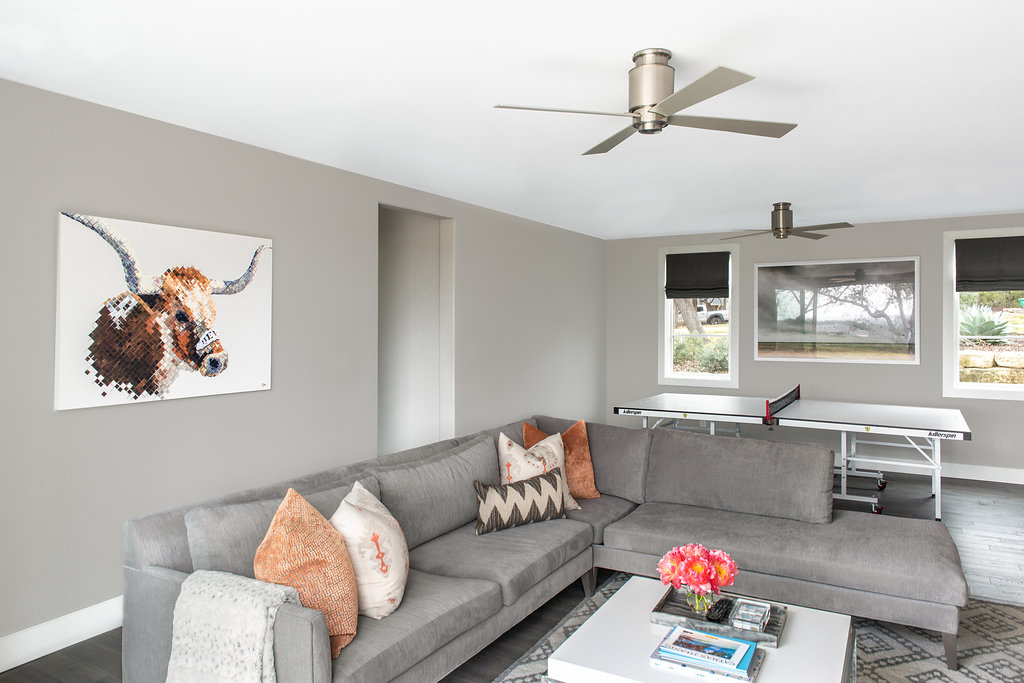 Newhall Family Room