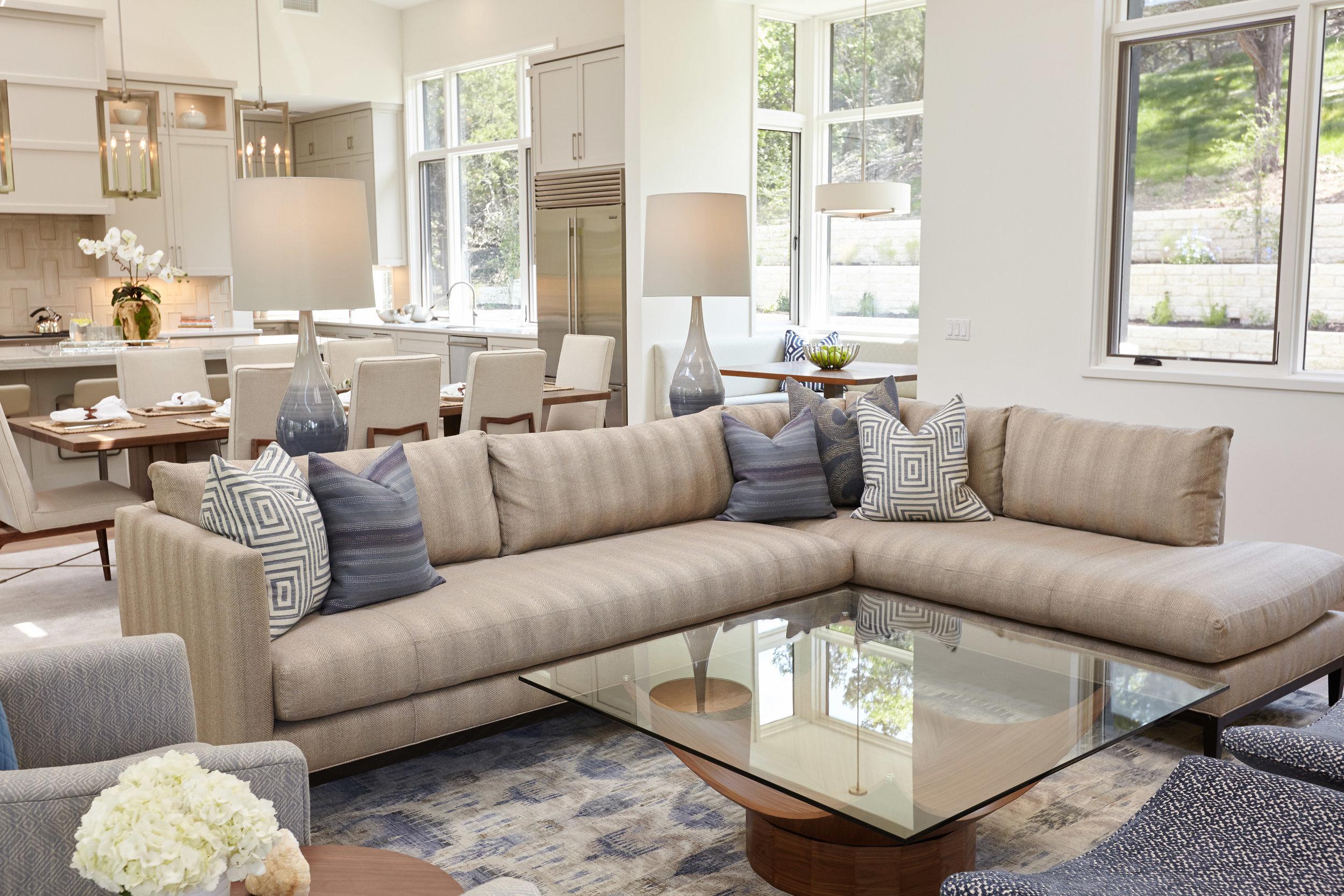 Wild Basin Living Room