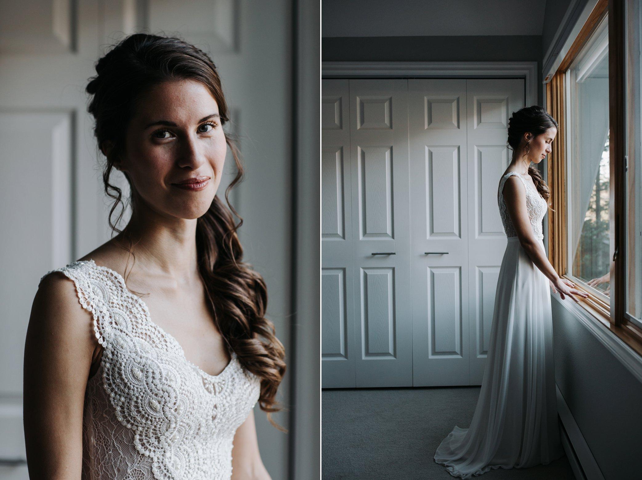 juneau alaska bride photography