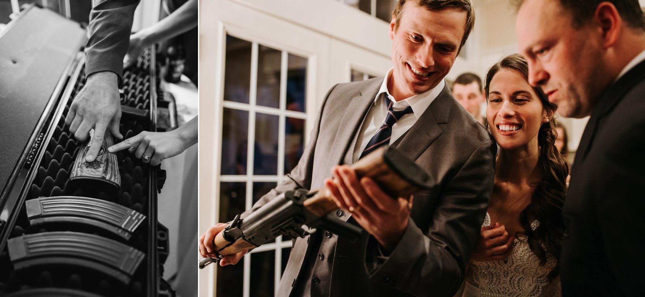 groom wedding gift