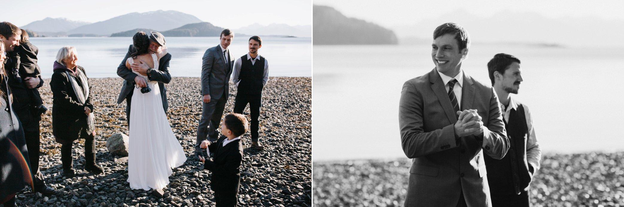 Juneau Wedding Photography