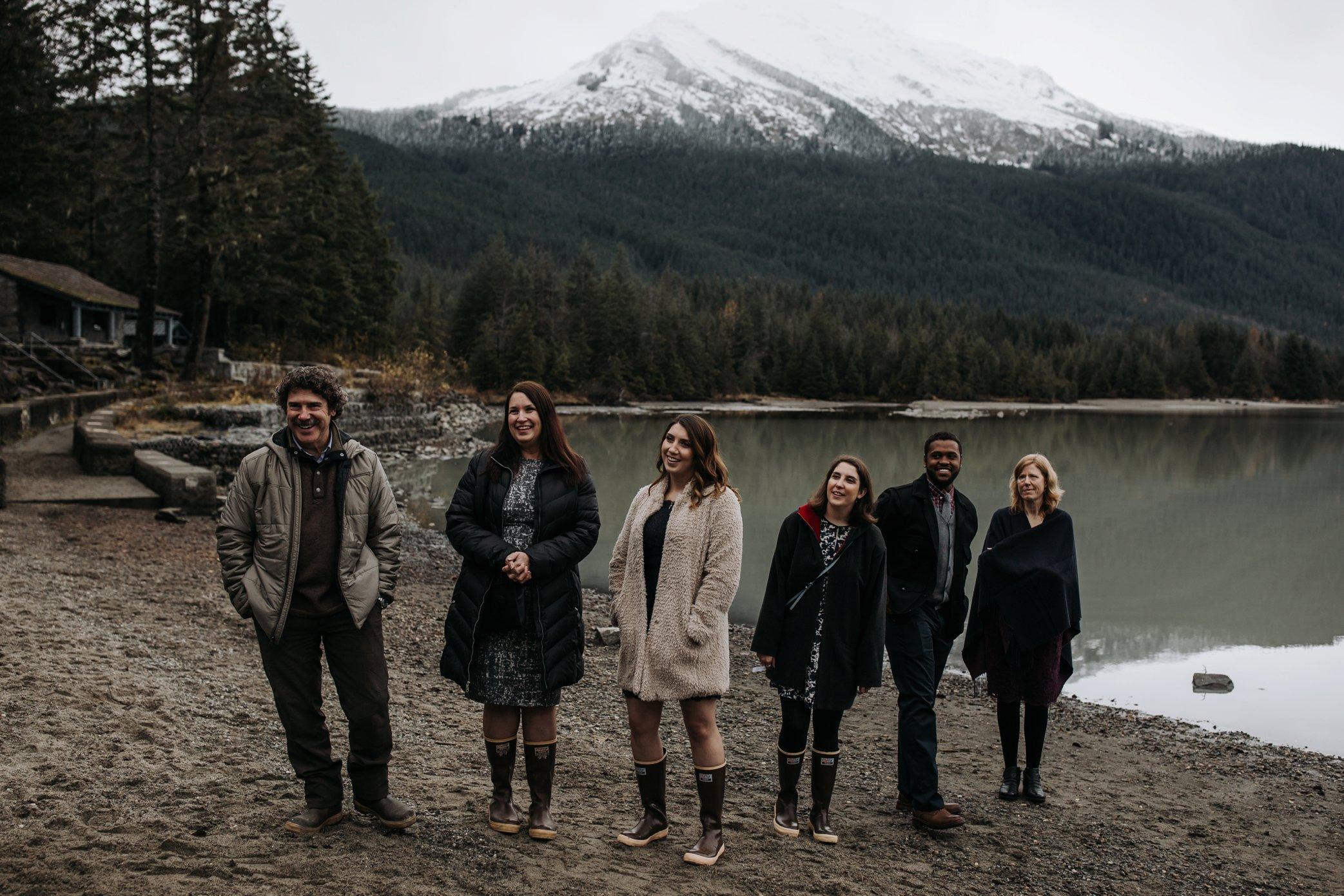 intimate wedding in juneau