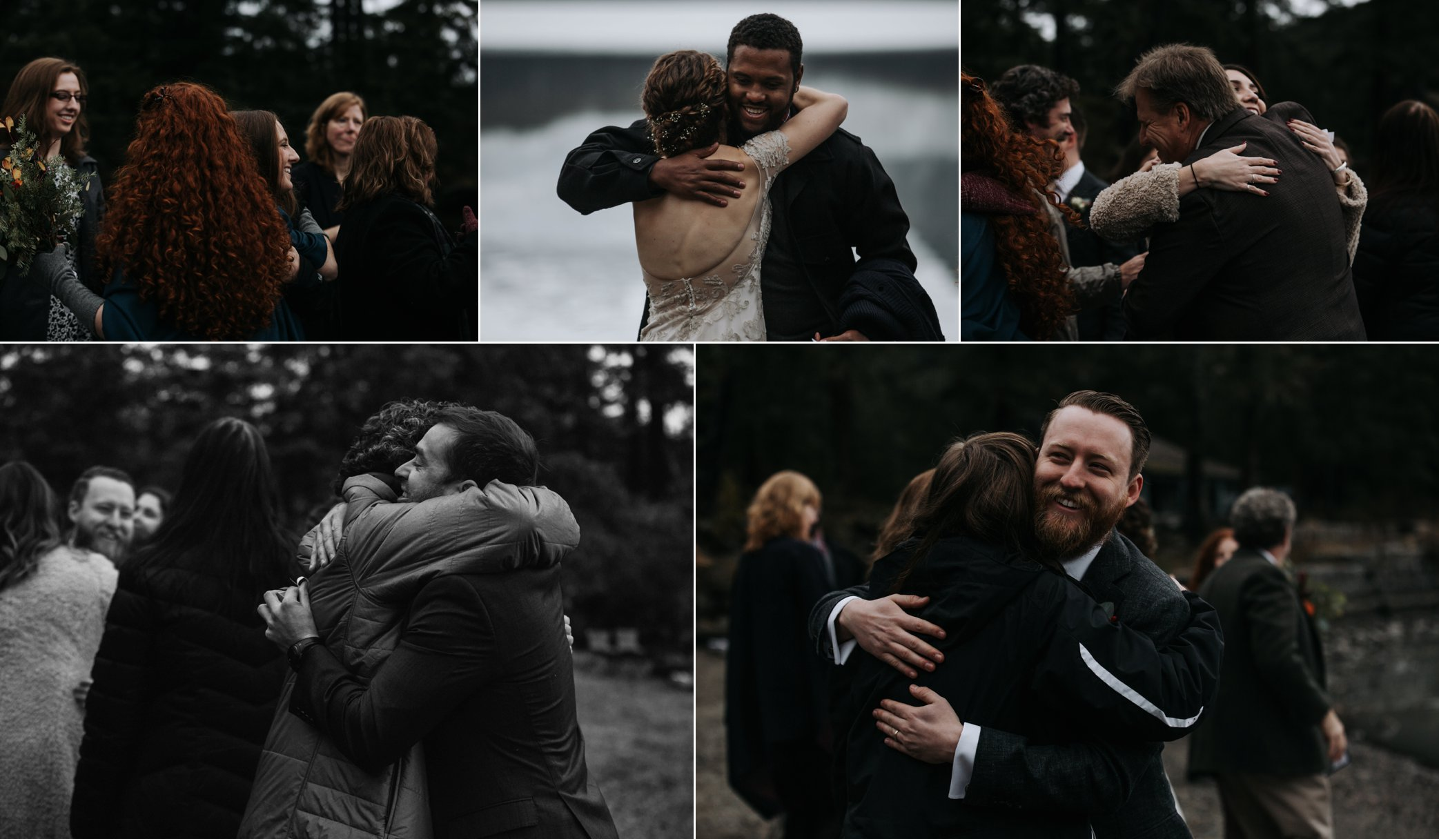 intimate wedding in juneau alaska