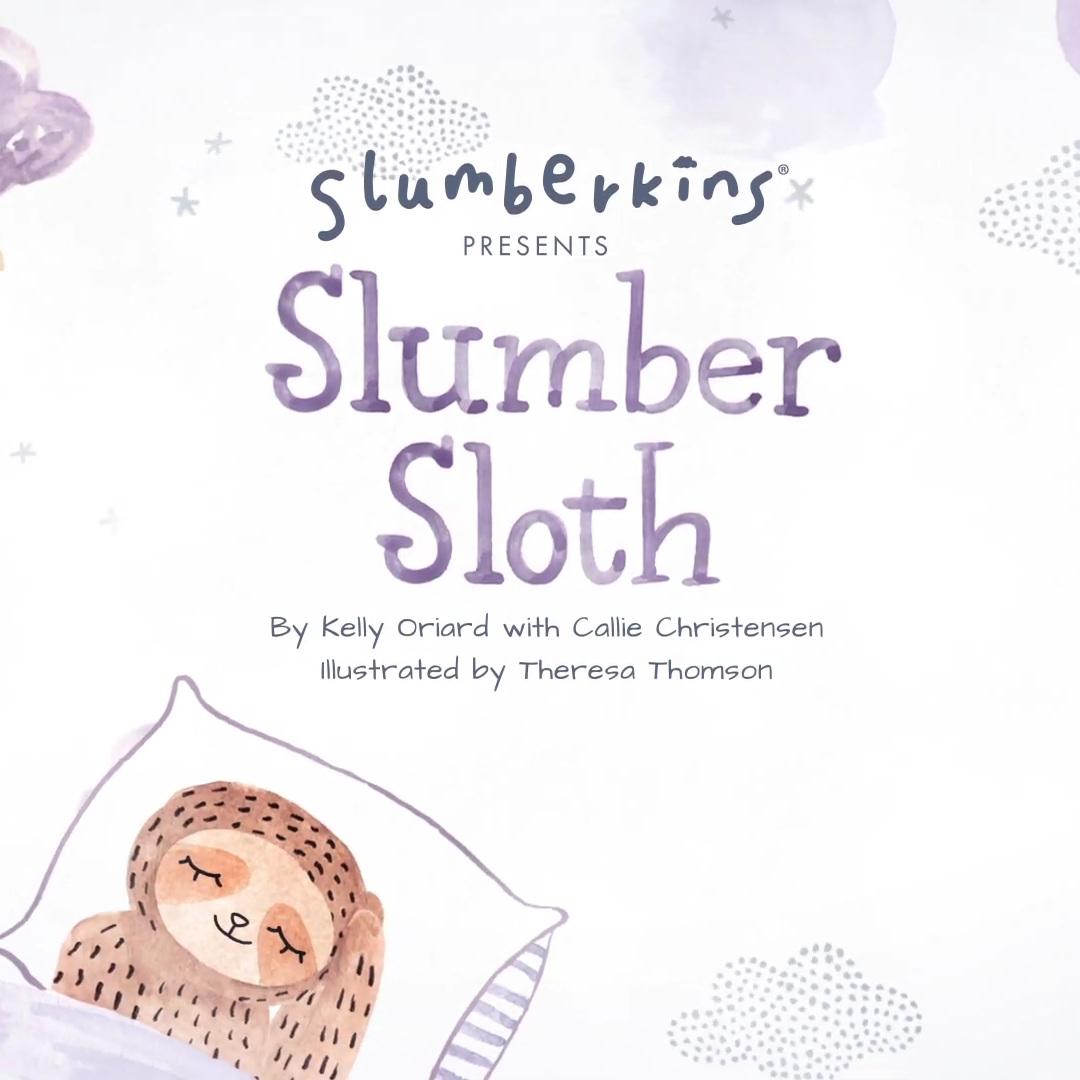 """VOOKS - Slumberkins """"Slumber Sloth"""""""