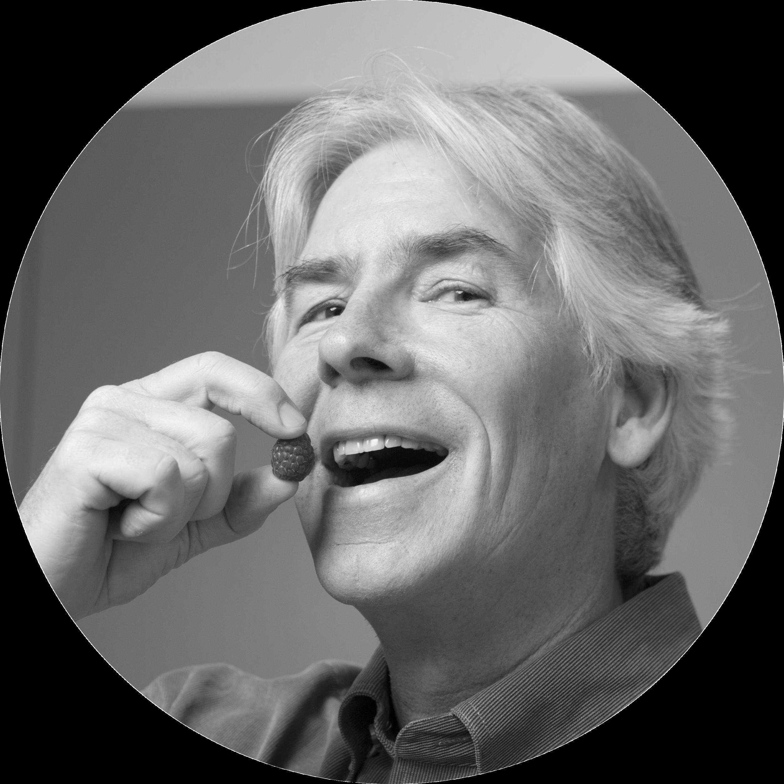 Christopher Gardner   Rehnborg Farquhar Professor of Medicine, Stanford