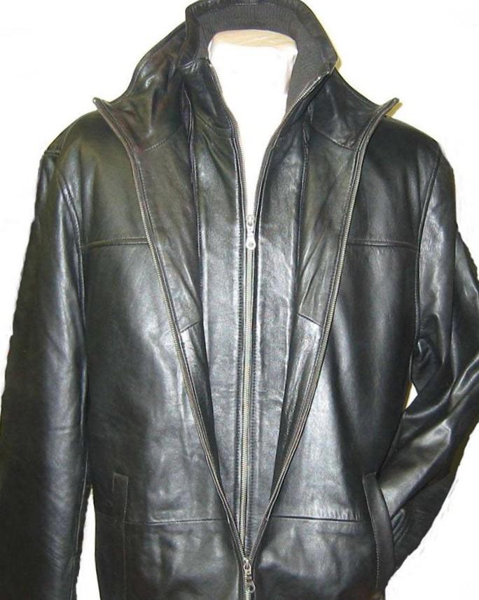black body, brown trim lambskin leather.jpg