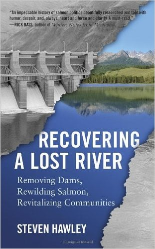 Recovering A Lost River - Book