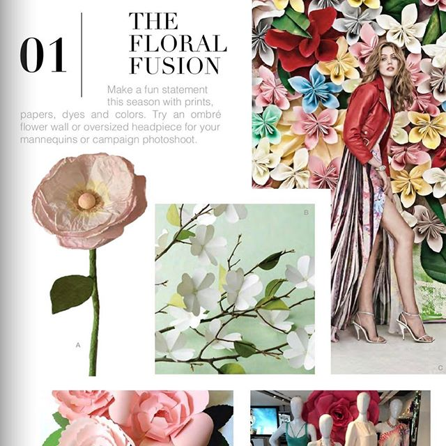 We compiled all of the items we can make, and merged them with design inspiration pages broken up by season to influence and inspire your visuals & windows. Email customerservice@judithvonhopf.com for project queries, and visit the link in the bio to click through our catalogue and get inspired!