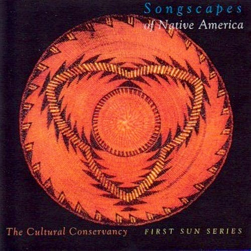 Songscapes of Native America Cover