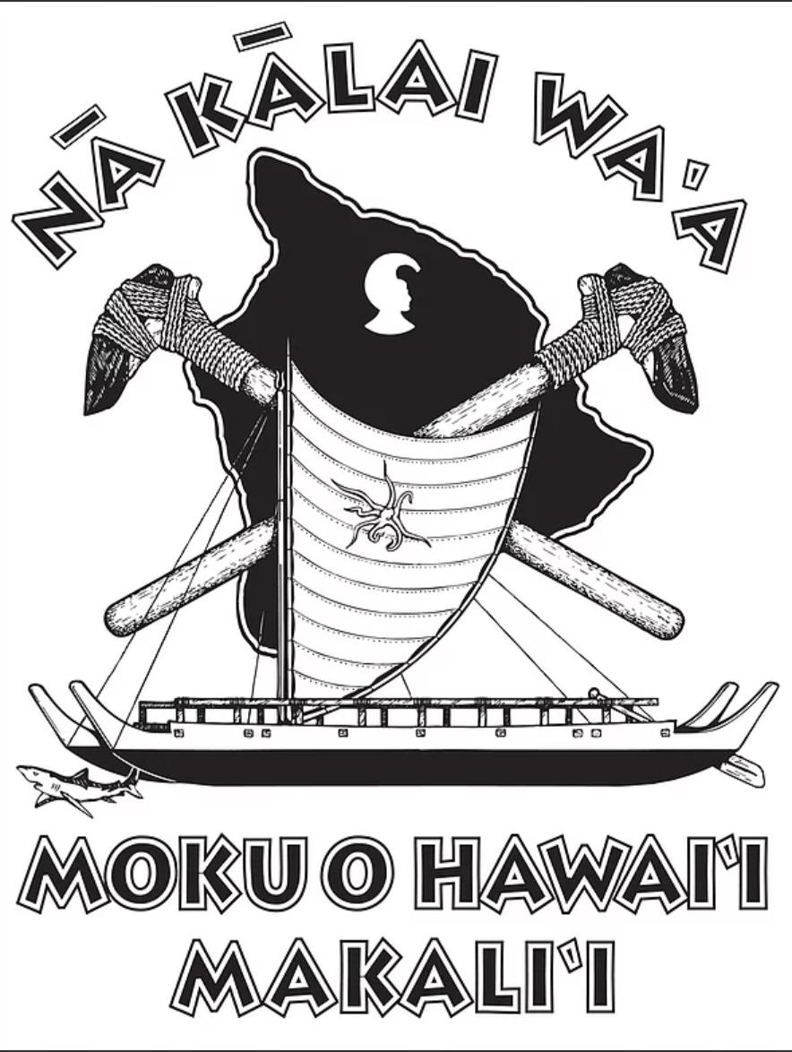 Na Kalai Wa'a - Makali'i logo.png